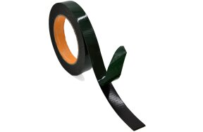 DOUBLE SIDED FOAM BLACK TAPE 18mmx5m